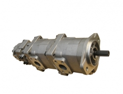 Hydraulic gear pump 705-56-26090